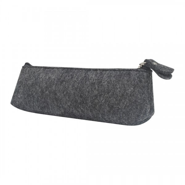 Felt Multi-purpose Zipper Pouch (B0095)