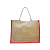 Jute Carrier Bag (B0077)