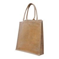Jute Carrier Bag (B0078)