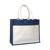 Jute Carrier Bag (B0271)
