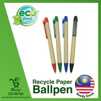 Recycle Paper Pen (P0022)