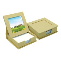ECO-fans Message Box with Photo Frame (S0023)