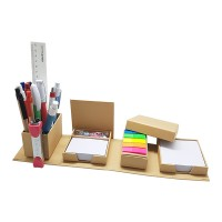 ECO-fans Multi-Functional Stationery Cube (S0091)