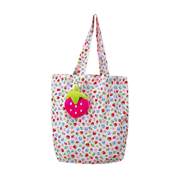 ECO-friend Cutey Fruity Strawberry Bag (B0108)