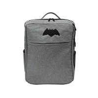 ECO-Super Hero Canvas Backpack