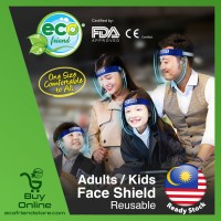 Reusable Face Shield [ LW0073 ]