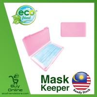 Mask Keeper Storage Case Dust-proof [ LW0122 ]