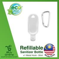 Transparent Hand Sanitizer 30ML Refill Bottle [ LW0127 ]