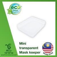 Mini Transparent Mask Keeper